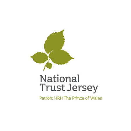 logo National Trust Jersey