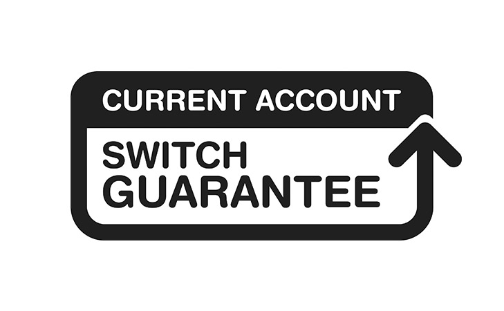 Current Account Switch Guarantee logo